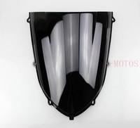 New Windscreen Windshield For Kawasaki 2004 2005 ZX10R Black