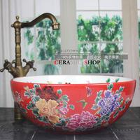 Drainer ceramics basin counter basin wash basin art basin