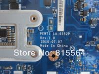 Original pew71 la-6852p MBR4L02001 for acer aspire 5733 5742 motherboard test 100%