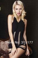 Free shipping Black Temptation Sexy Chemise Mini Dress Women Underwear 10pcs/lot  Hot sell Gift for women 21223