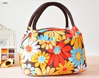 Free shipping 8 Color New fashion canvas bag lady women casual handbag lunch totes Travel wash bag gift bags good quality style