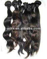 100% hair weft
