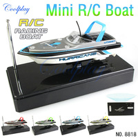 Free shipping New radio control rc Mini speed boat /remote control boat/remote control high speed boat