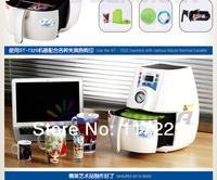 advanced  new design  3D MINI  sublimation vacuum machine heat press machine for mugs cups
