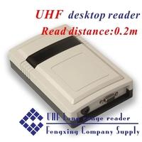 UHF RFID Desktop reader and writer+Free sample card + free SDK