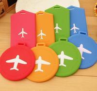 2014 New fashion cute 3D cartoon travel luggage tag name tag travel luggage tag Silicone luggage tag