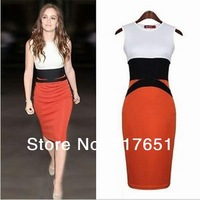 Celebrity Mini Bodycon Pencil Evening Slim Dress Party Prom Cocktail Dress