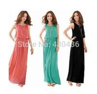 Women  Black Lace Evening party Long Dresses spring 2014 Bodycon Split Red brief Dress vestidos de fiesta Gowns