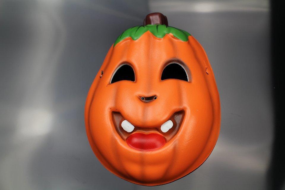 Pumpkin Head Anime Halloween Pumpkin Head