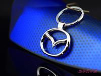 buy 3 get 1free Mazda 3 keychain key ring key chain MAZDA keychain