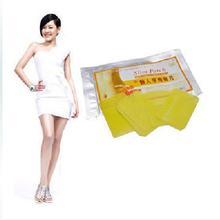 50pcs Lot man women Slimming Navel Stick Slim tummy Leg Arm Patch Magnetic Weight Loss Burning