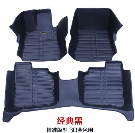 Free shipping+High quality for 2014 Skoda Yeti car floor mats durable waterproof car mats 2012-2014 Skoda Yeti non-slip car rugs(China (Mainland))