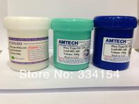 New Amtech Solder Flux Lead Free Solder Paste, KINBO RMA-218, AMTECH NC-559-ASM 100g Welding Paste, Free Shipping