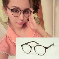 Preppy style glasses nose pads general black plain mirror 3034 9  10pcs