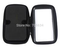 "5"" Waterproof 360 Motorcycle Bike Cycling GPS Case/Bag+Mount Holder for GPS Smartphone Samsung NOTE2/N7100 S5 S4 S3 IPHONE"
