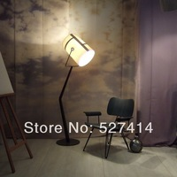 Spot shipping rotate 360 degrees modern minimalist living room floor lamp bedroom den floor lamp warm Covers