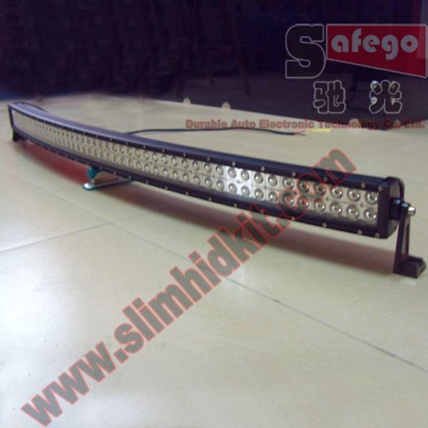 Emergency light bars for trucks