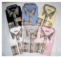 Free shipping Men's shirt,new men's long sleeve casual shirts slim fit French cufflink dress shirts for men big size XXXXL 2014