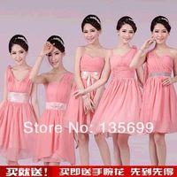 Free Shipping New sister short dress