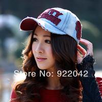 2014 new summer baseball cap retro do old men and women duck tongue hat trend of Korean hat leisure