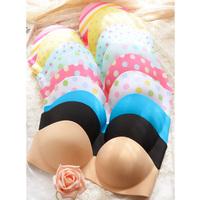 summer dress japanese push up seamless bra formal  wedding dress underwear invisible fashion strapless bra
