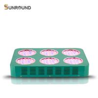Best Effect Greenhouse Planting Light 210w e-Grow Good Quality Grow Lamp 120pcs x 3w Cob Chip