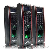 Free shipping!!! ZKsoftware TF1700 Waterproof  biometric fingerprint access control
