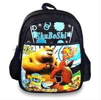 new 2014 hot children school bags Bears strong baldheaded kids backpack preschool  children backpacks