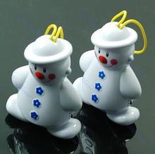 Nueva llegada precioso muñeco de nieve Wireless Baby Cry Detector vigilante del monitor de alarma(China (Mainland))