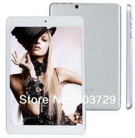 DHL/EMS Free Shipping SANEI N82 7.85inch mini Tablet PC A31s Qual core HDMI dual camera Retina screen 1024*768 (White Black)