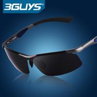 Male sunglasses polarized driver nvgs aluminum magnesium sunglasses sun glasses