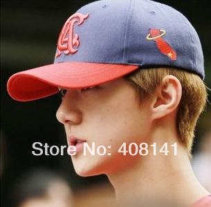 Ms CA baseball cap male hitting scene cap sunshade cap(China (Mainland))
