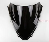 Windshield WindScreen For Suzuki GSXR600 2006 2007 Black New