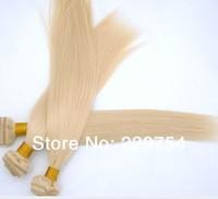 Hot sale color 613  6pcs/lot 50g /pcs in stock queen hair brazilian human hair factory price hair 100%human hair  Free shipping