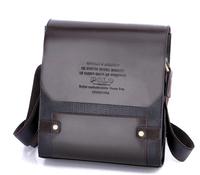 Free shipping ! Wholesale! 2014 the new leisure men messenger bag, inclined shoulder bag, handbag-wj