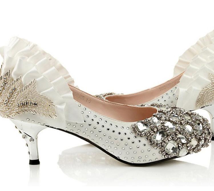 aliexpress popular 2 inch prom heels in shoes
