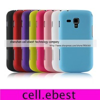 hard matte case For Samsung Galaxy S Duos 2 S7582/Trend Plus S7580,Plastic back hard case,high quality,10pcs/lot