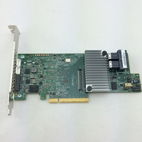 LSI MegaRAID SAS 9361-8i SGL PCI-Express 3.0 x8 Low Profile SATA / SAS 8-Port 12Gb/s RAID Controller LSI00417  - Original