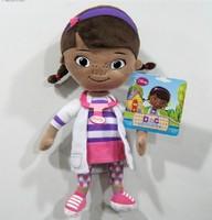 Original Doc McStuffins Toys 32cm 12'' McStuffins Plush Dolls for Girls Doctora Juguetes Brinquedos Meninas Kids Toys Gifts