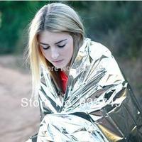 Outdoor survival rescue blanket emergency blanket Lifesaving