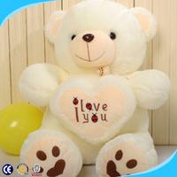 red heart teddy bear plush toy ,teddy bear plush toy with love