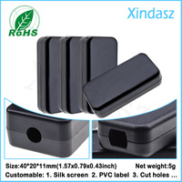 Free shipping Black small electronics project enclosure for usb box  40*20*11mm 1.57x0.79x0.43inch