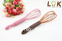 Free shipping new design Hand Whisk Egg Cream Mixer Stirrer Sauce Beater/egg-beater/blender