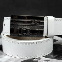 Hot selling!!!Strap fashion personality casual male jeans belt strap male all-match men's white belt male