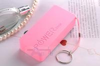 5600mAh USB Pink Portable External Backup Perfume Battery Charge Power Bank for Mobile Phone S8-E