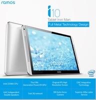 Free Shipping! 2014 New Arrival Original Ramos i10 Tablet PC Intel Atom Z2580 Dual Camera Bluetooth WIFI Retail Wholesale