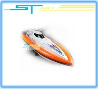 Biggest DH7007 Air-Cooled 79cm Remote Control RC Racing Speed Boat FLY FISH Rc Twin Motor Boat Ready-to-Win low shipping boy toy