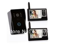 """SY359MJ12 3.5"""" TFT Color Display 1 in 2 Wireless Video Intercom Door Phone Doorbell"""
