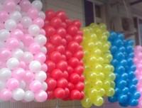 10 inch balloon circle balloon matt balloon wedding balloon 120g bag/100pcs