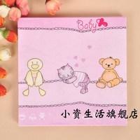 Personalized multicolour print cartoon tissue table napkin paper facial tissue paper b170
